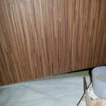 HPL deur repareren na